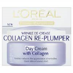 L'Oreal Wrinkle De-Crease Collagen Re-Plumper Day Cream
